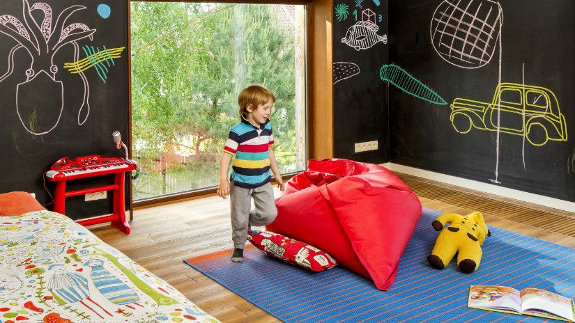 sofá infantil y sillones par niños