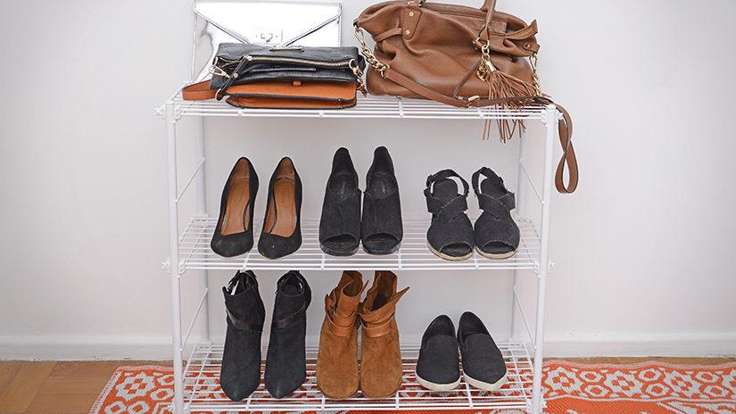 zapatero para zapatos