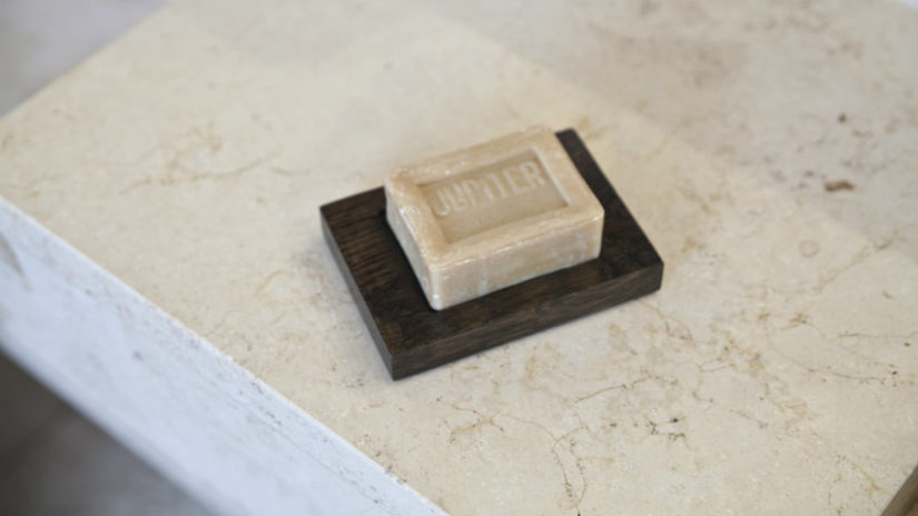 decoración con mármol