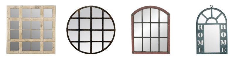 espejos cuarterones