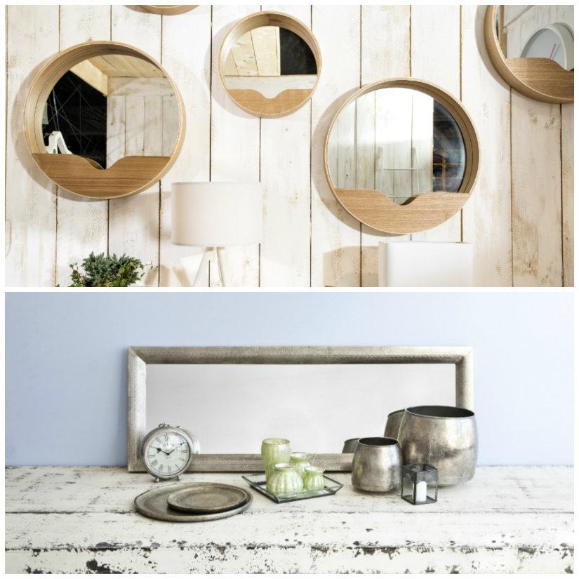 Espejos decorativos variedad de modelos westwing for Espejos para pared completa