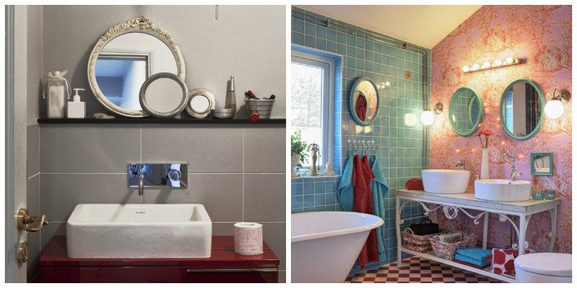Espejos decorativos variedad de modelos westwing - Como colocar un espejo encima de un aparador ...