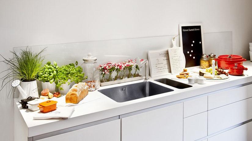 cocina, lavabo
