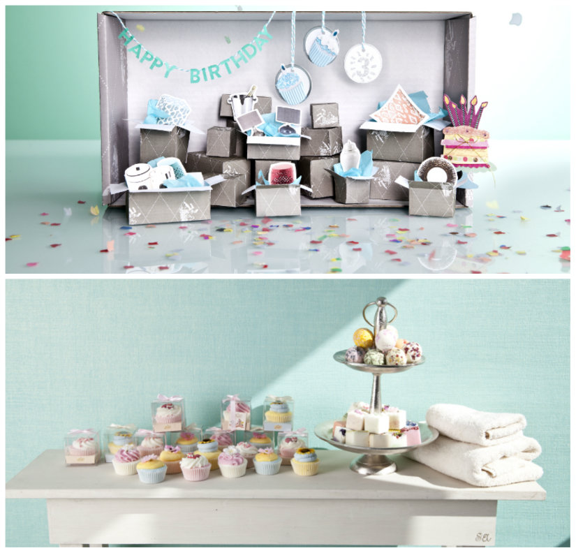Mesas dulces ideas originales para fiestas westwing for Mesa dulce para baby shower