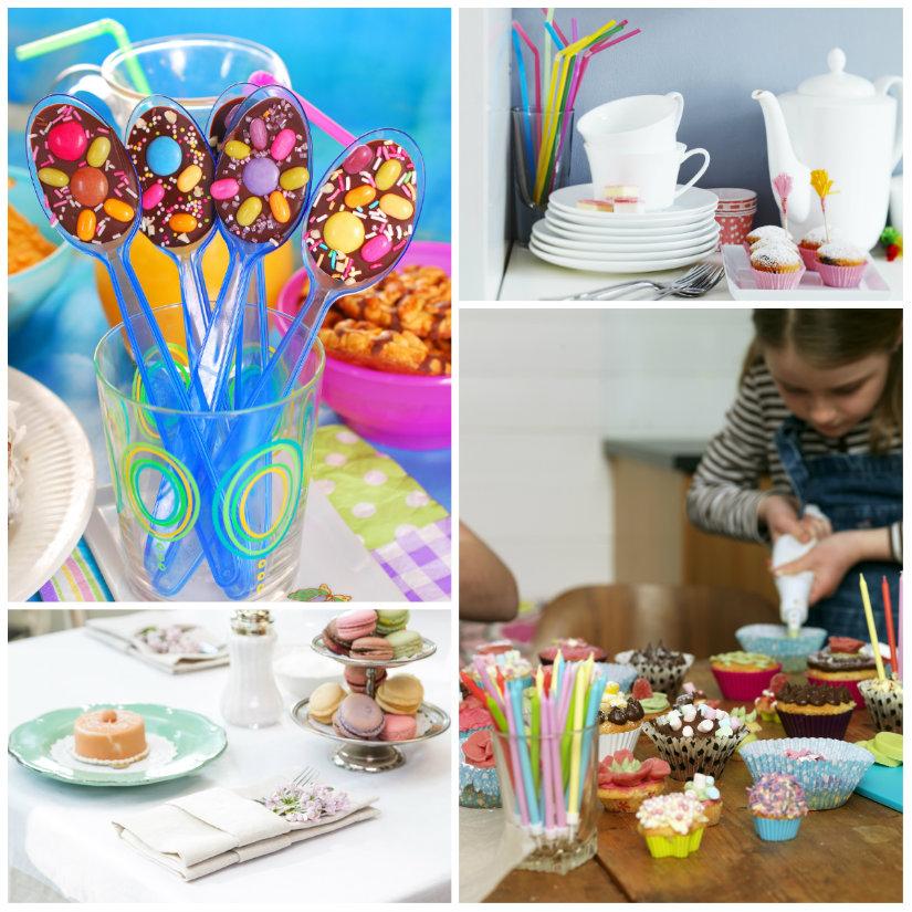 Mesas dulces ideas originales para fiestas westwing - Mesas para cumpleanos infantiles ...