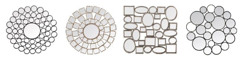Espejos Redondos Modernos Espejode Bao Redondo Espejo