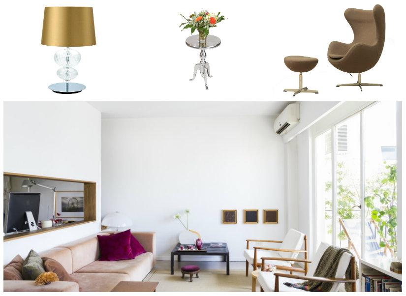 salones modernos muebles