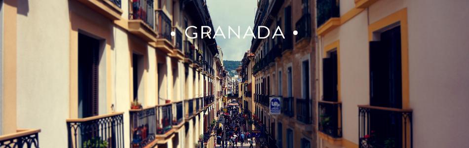 GRANADA banner