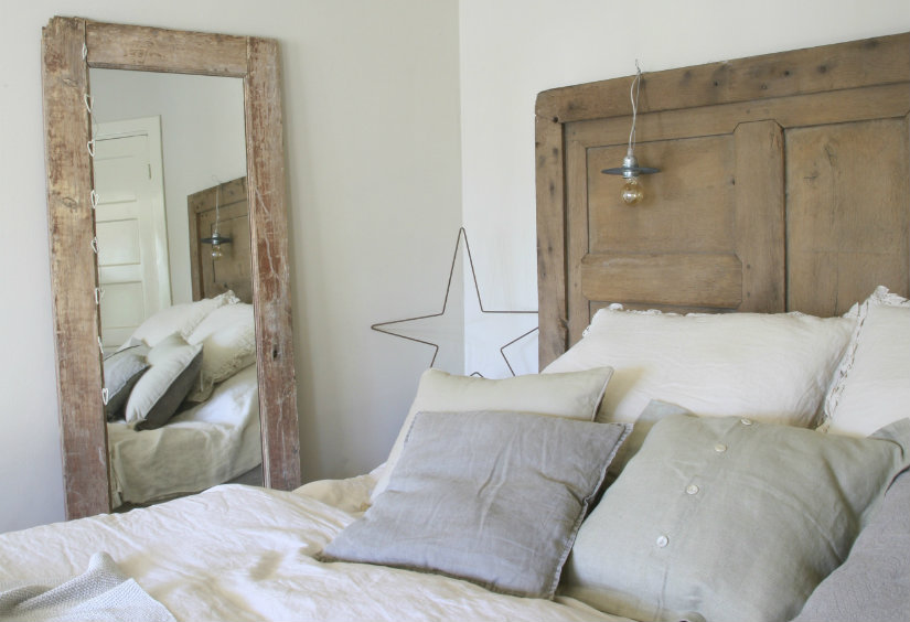 Cabecero diy ideas f ciles y originales westwing for Cabecero cama diy