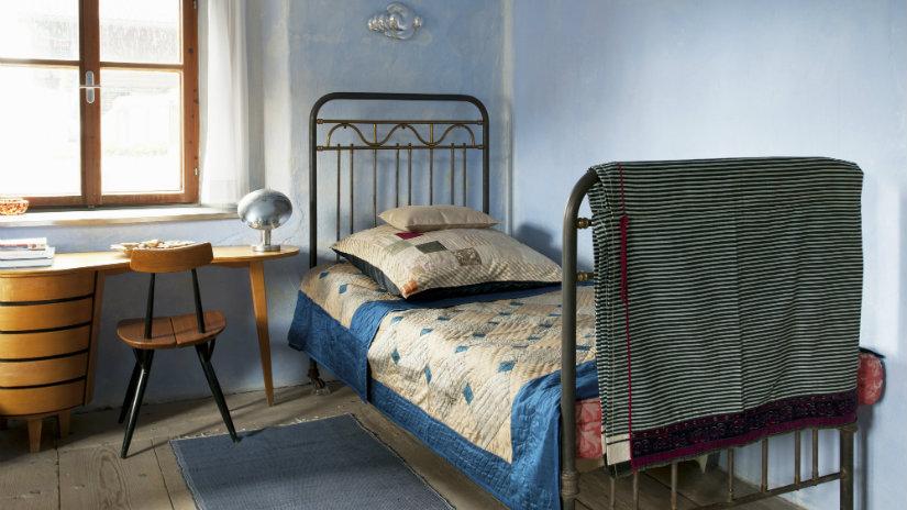dormitorios pequeños la colocación