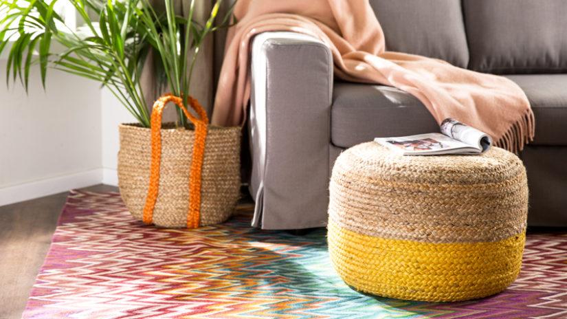 alfombra vinilo moderno