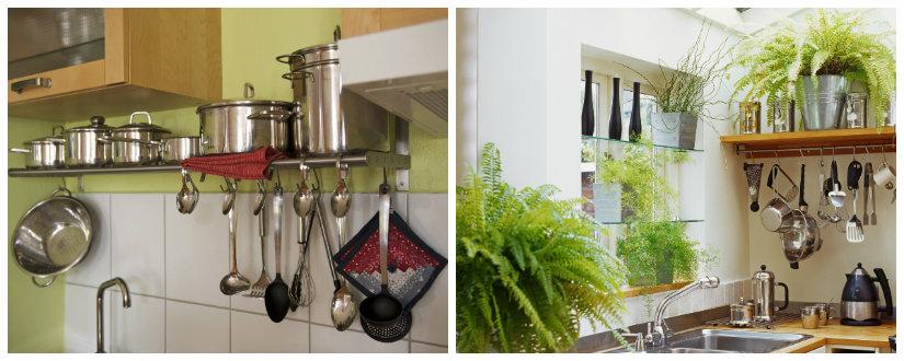 decoración de cocinas pequeñas