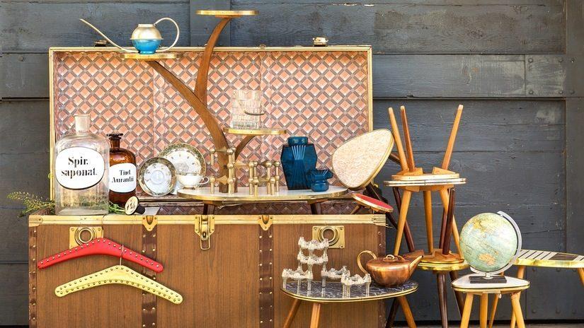 Muebles vintage muebles con historia westwing for Muebles estilo vintage online