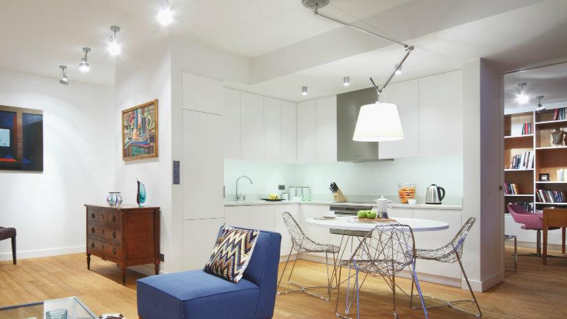 Iluminaci n de cocinas consejos pr cticos westwing - Focos iluminacion interior ...