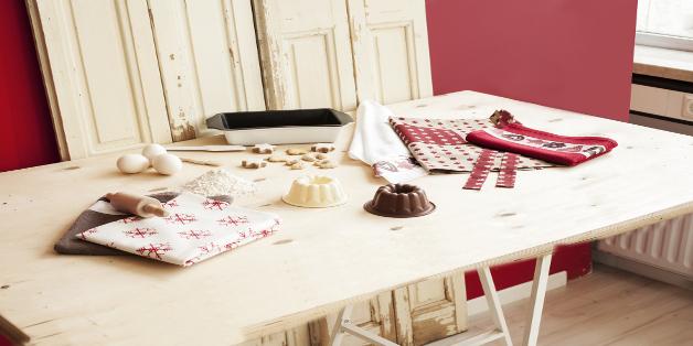 Mesas de cocina : espacio práctico y bonito| WESTWING