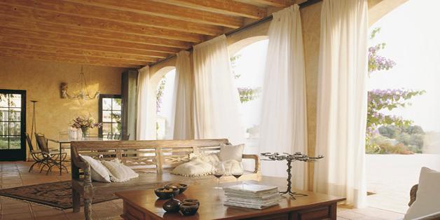 Estilos de cortinas para ventanas japn estilo de cortinas for Amazon persianas venecianas
