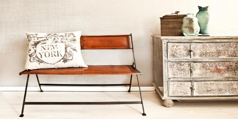Muebles de entrada la mejor bienvenida westwing - Muebles de entrada vintage ...