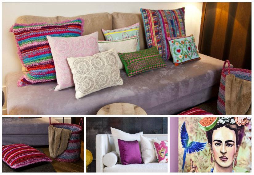 colores para salones lila