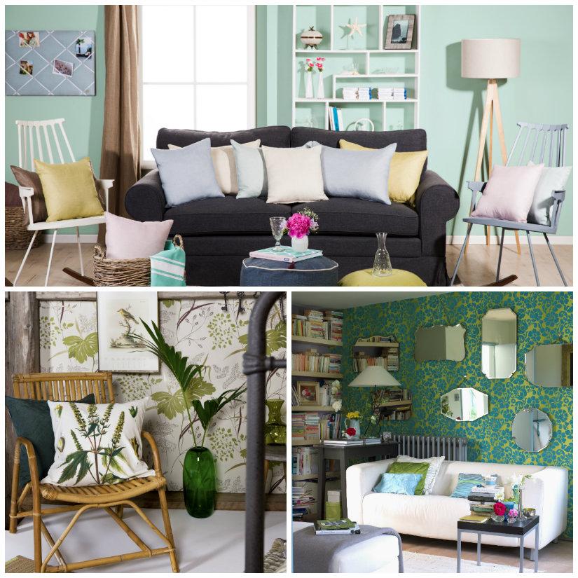 Colores para salones ideas para tu casa westwing for Colores de pintura de moda