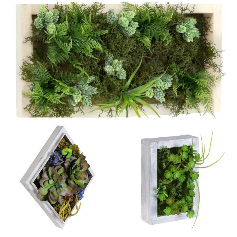 Jard n vertical la naturaleza en tu casa westwing - Jardin vertical en casa ...