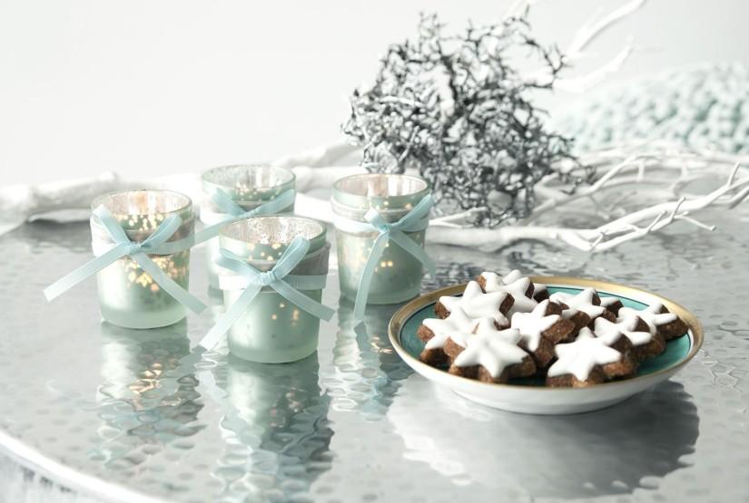 mesas de comedor de navidad