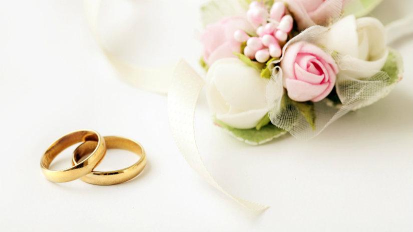 ramos para novia y alianzas