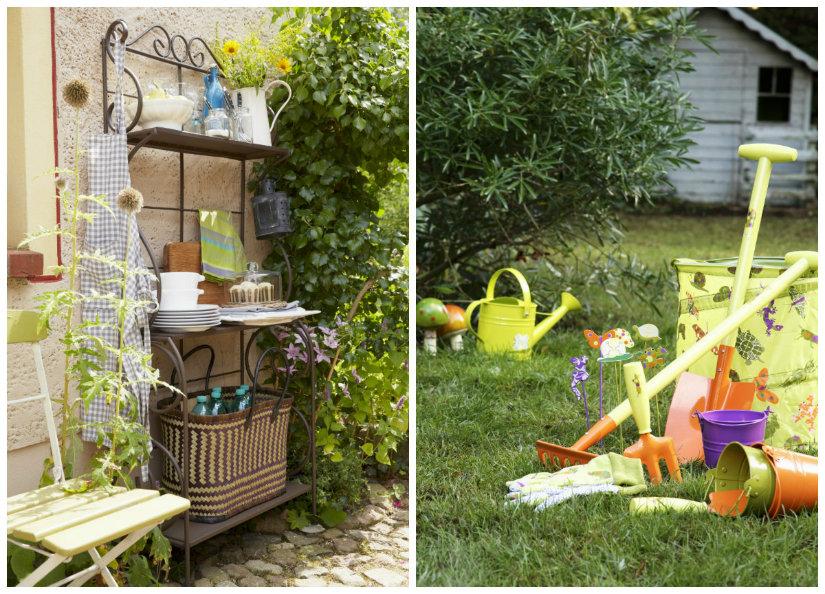 jardines de primavera cuidados