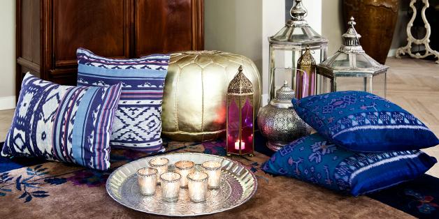 Patio árabe: la magia de la decoración | WESTWING