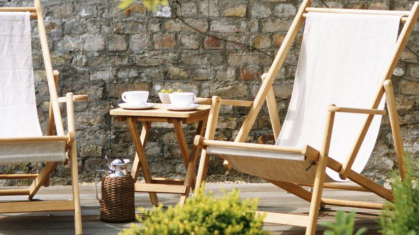 hamacas para patio moderno