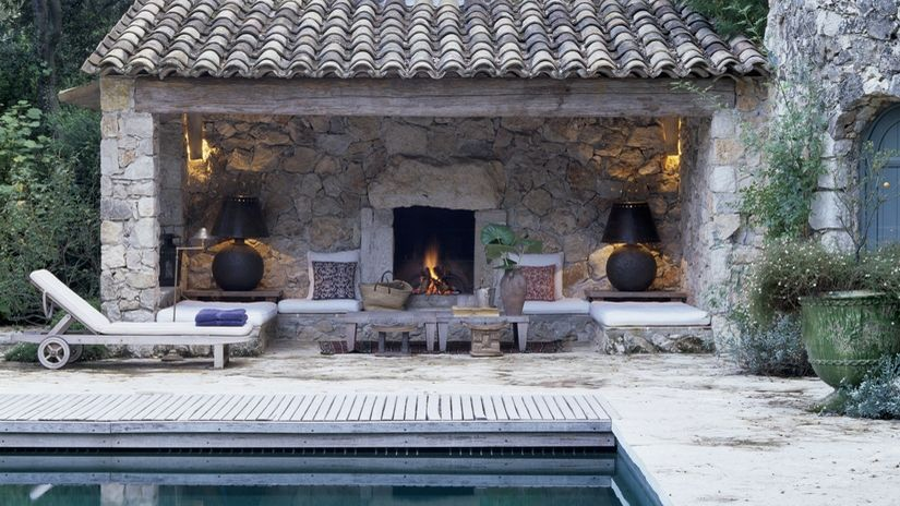 Patio r stico ideas para decorar tu jard n westwing - Patios interiores andaluces ...