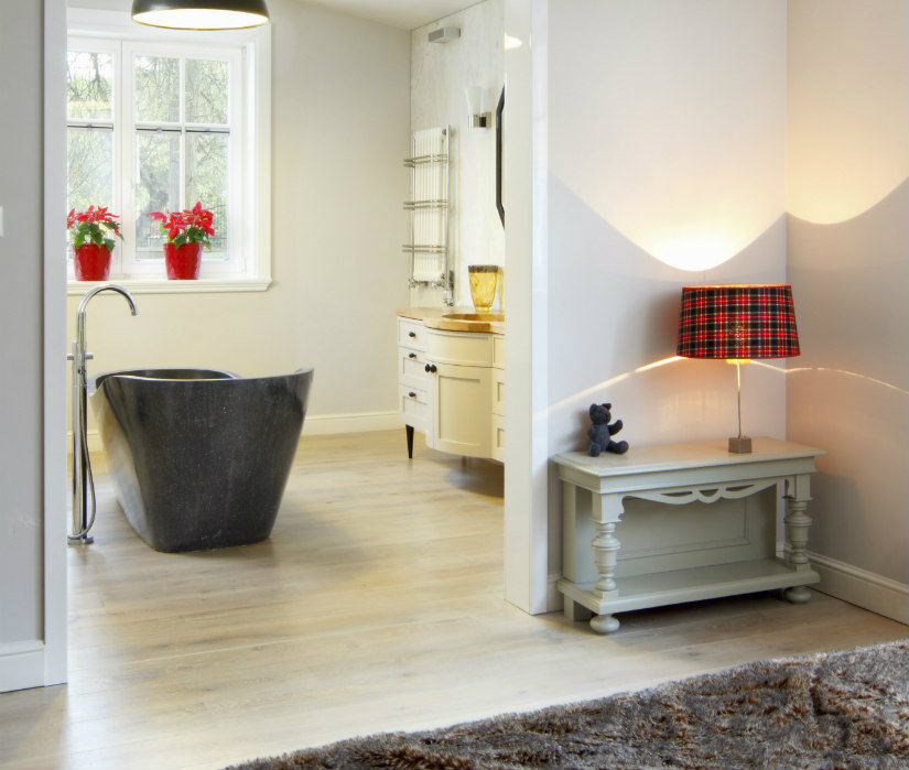 Ba O Integrado En El Dormitorio Suite De Lujo Westwing