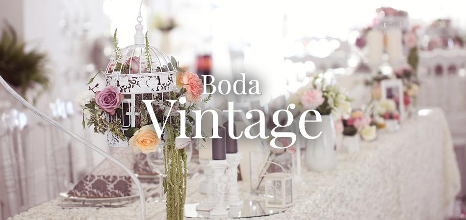 Boda estilo vintage viaje al pasado westwing for Boda vintage