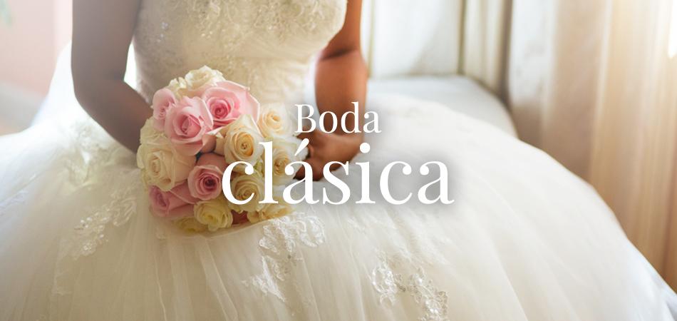 Boda-clasica