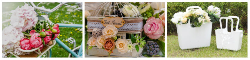 decorar jardines para bodas