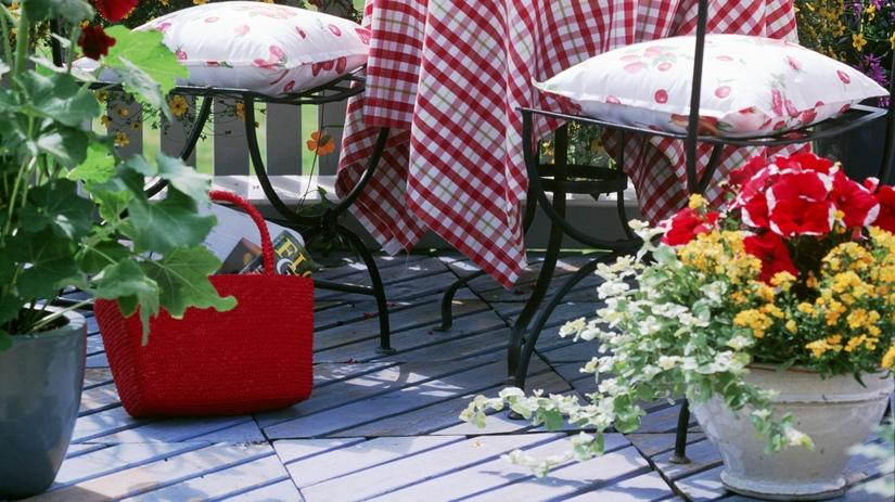 macetas para patio