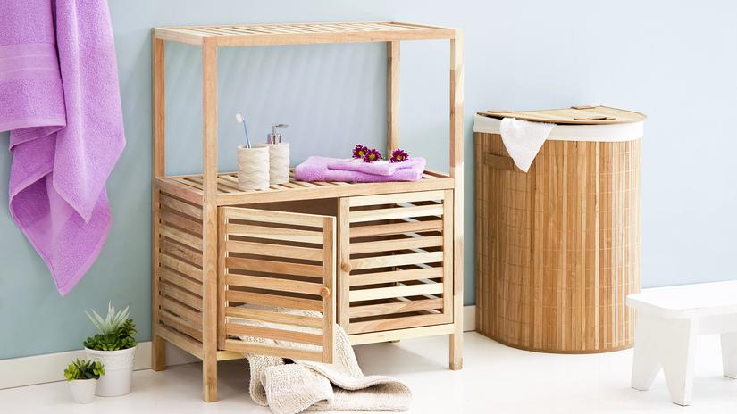muebles para un baño pequeño