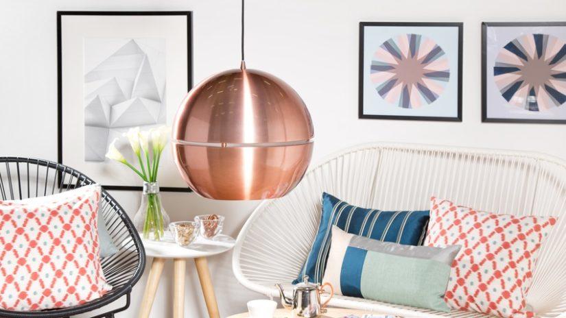 Ideas de decoración con cobre
