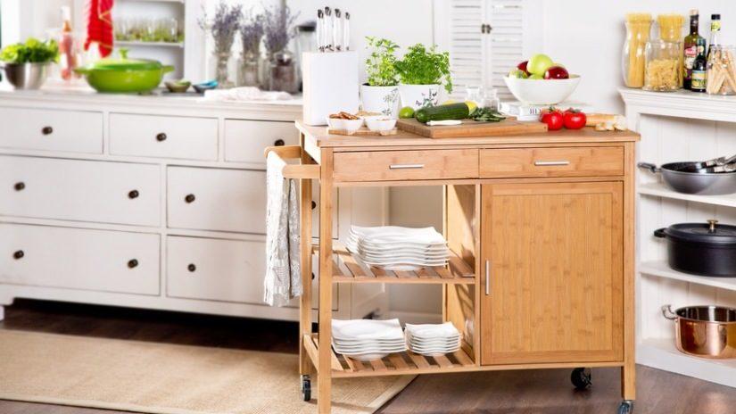Meubles-de-madera-de-teca-cocina
