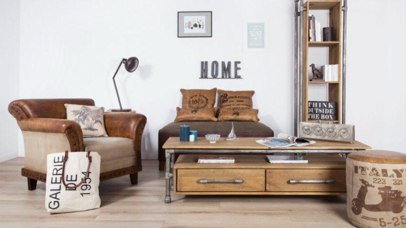 Meubles-de-madera-de-teca-interior