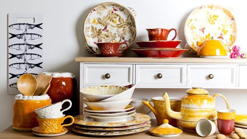 Muebles de cocina vintage blancos