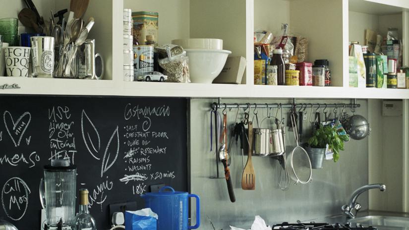 Cocinas alargadas c mo distribuir el espacio westwing - Decoracion cocinas alargadas ...