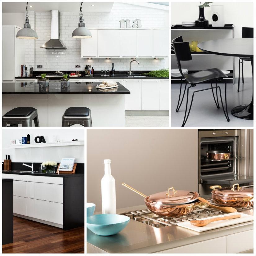 Cocinas minimalistas ideas clave para el orden westwing - Cocinas pequenas minimalistas ...
