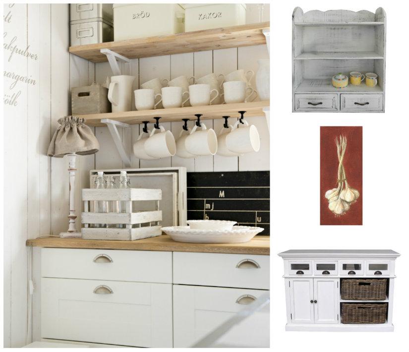 Cocinas de madera naturales y c lidas westwing for Cocina blanca y madera