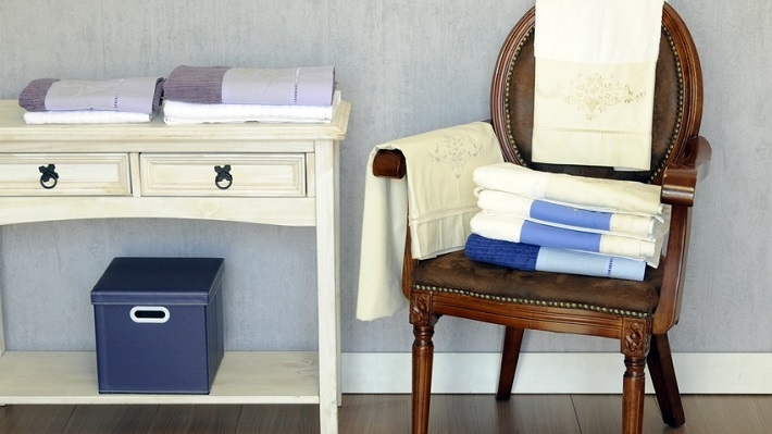 Muebles de lavandería