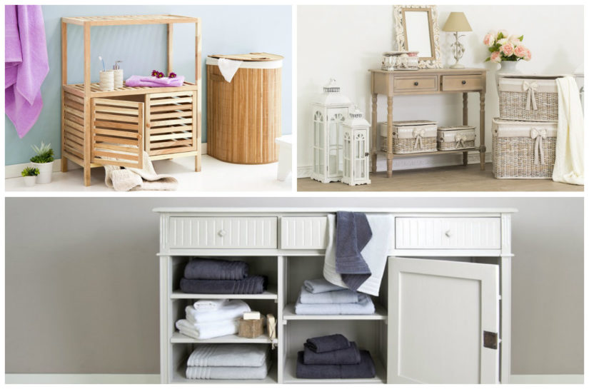 Lavander a en casa crea un espacio acogedor para lavar for Muebles para lavanderia de casa