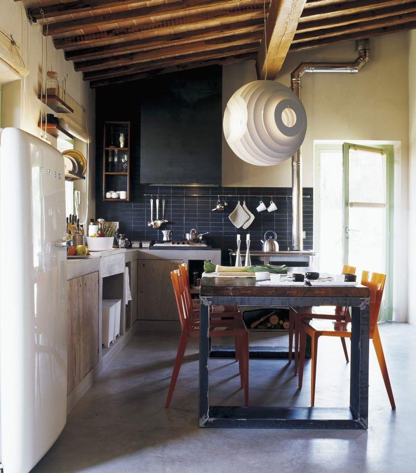 Suelos para cocinas resistentes y estilosos westwing - Microcemento para suelos ...
