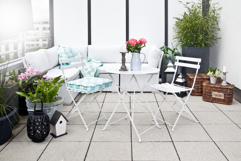 Mesas plegables para terrazas 2
