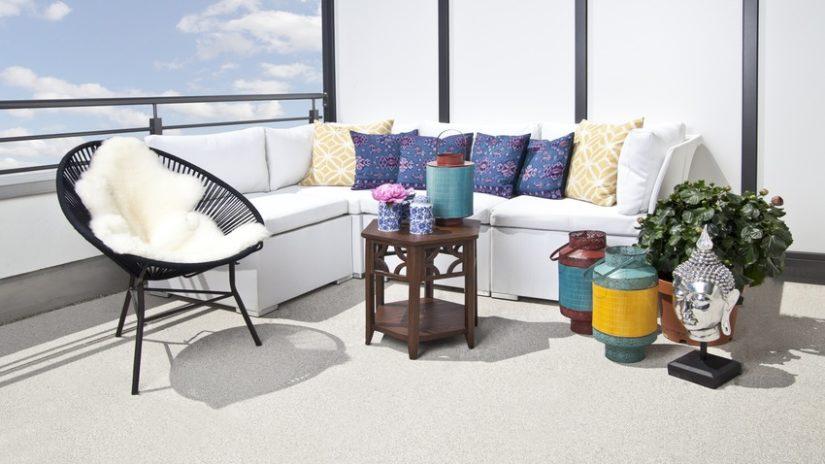terrazas de diseño minimal