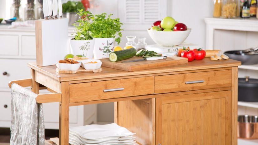 Cocinas r sticas modernas renueva tu cocina westwing for Mueble isla cocina