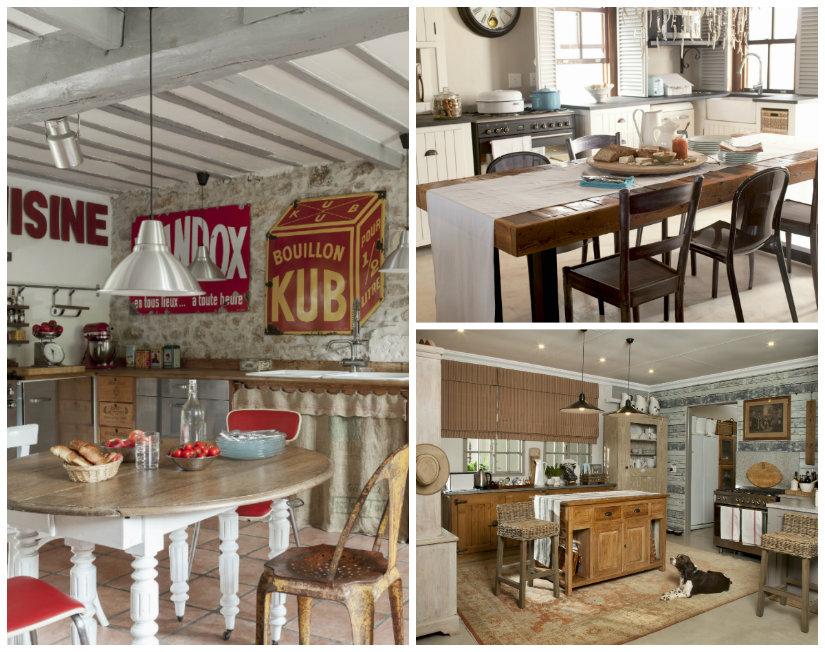 Cocinas office ideas para tu casa westwing - Cocinas estilo rustico ...